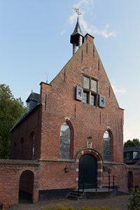 De synagoge in Naaldwijk